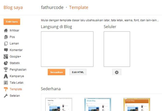 merupakan fitur pada sebuah postingan blog atau website Cara Memasang Syntax Highlighter di Postingan Blogger