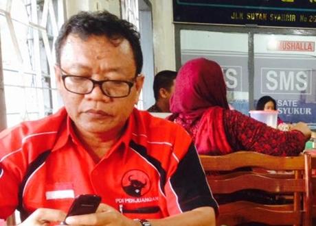 Wismar Panjaitan Heran Pemko Padang Ngotot Soal Penyertaan Modal Perumda PSM