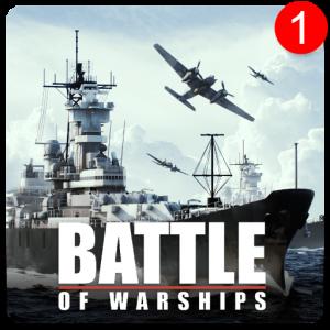 لعبة السفن الحربية مهكرة جاهزة مجانا، التهكير مال غير محدود