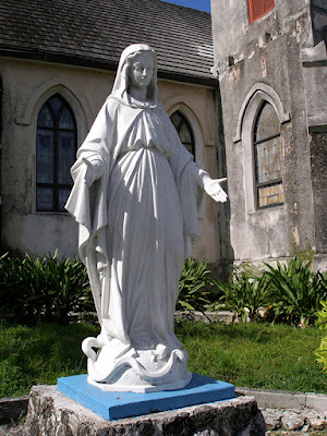 St. Mary Statue