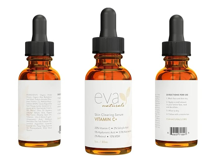 Eva Naturals Vitamin C Serum Review