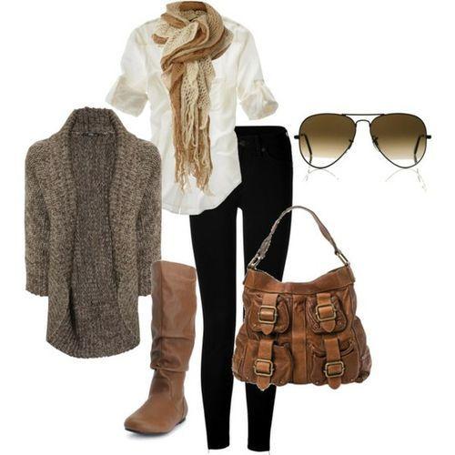 كيف تختارين ملابسك الشتوية