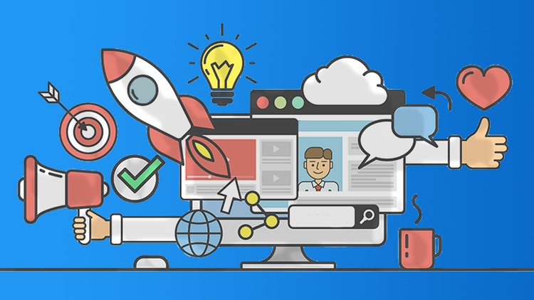 How to Create a Complete Marketing Campaign in Under 1 Hour - Udemy course