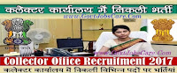 Collector Office Recruitment