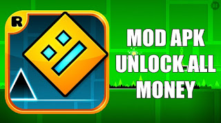 Download Geometry Dash v2.2 Mod Money Full Version
