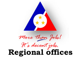 List of Department of Labor and Employment (DOLE) Regional Offices