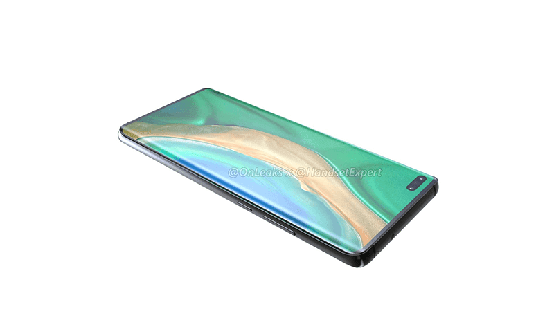 Legit-looking renders of Huawei Mate 40 appears