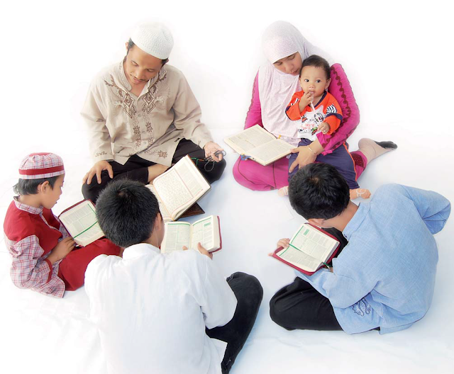 Mari Ciptakan Keluarga Pecinta Al-Qur`an Mulai Dari Sekarang