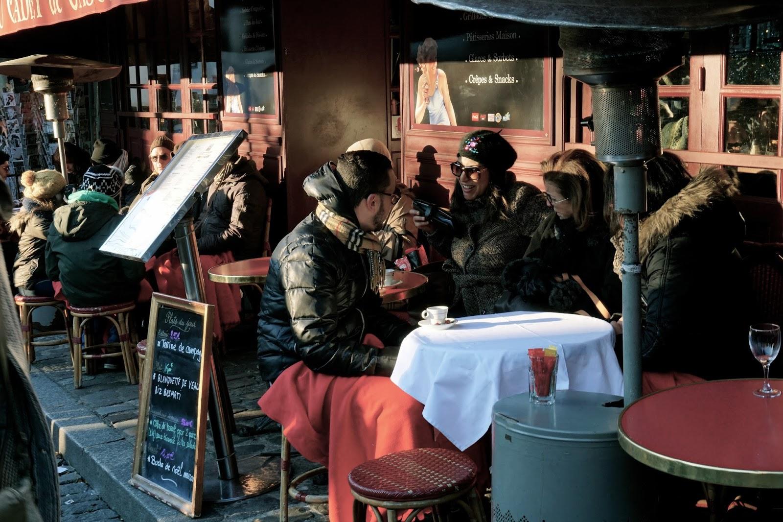 モンマルトル (Montmartre)