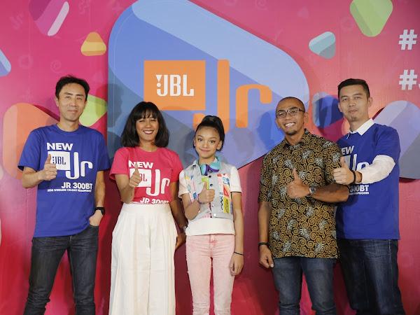 JBL ® Jr  : Fun & Safe Headphones for Kidz Zaman Now!