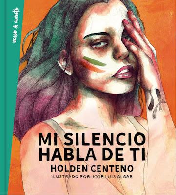 LIBRO - Mi silencio habla de ti : Holden Centeno (2 Febrero 2017) Ilustrado por Jose Luis Algar Comprar en Amazon España
