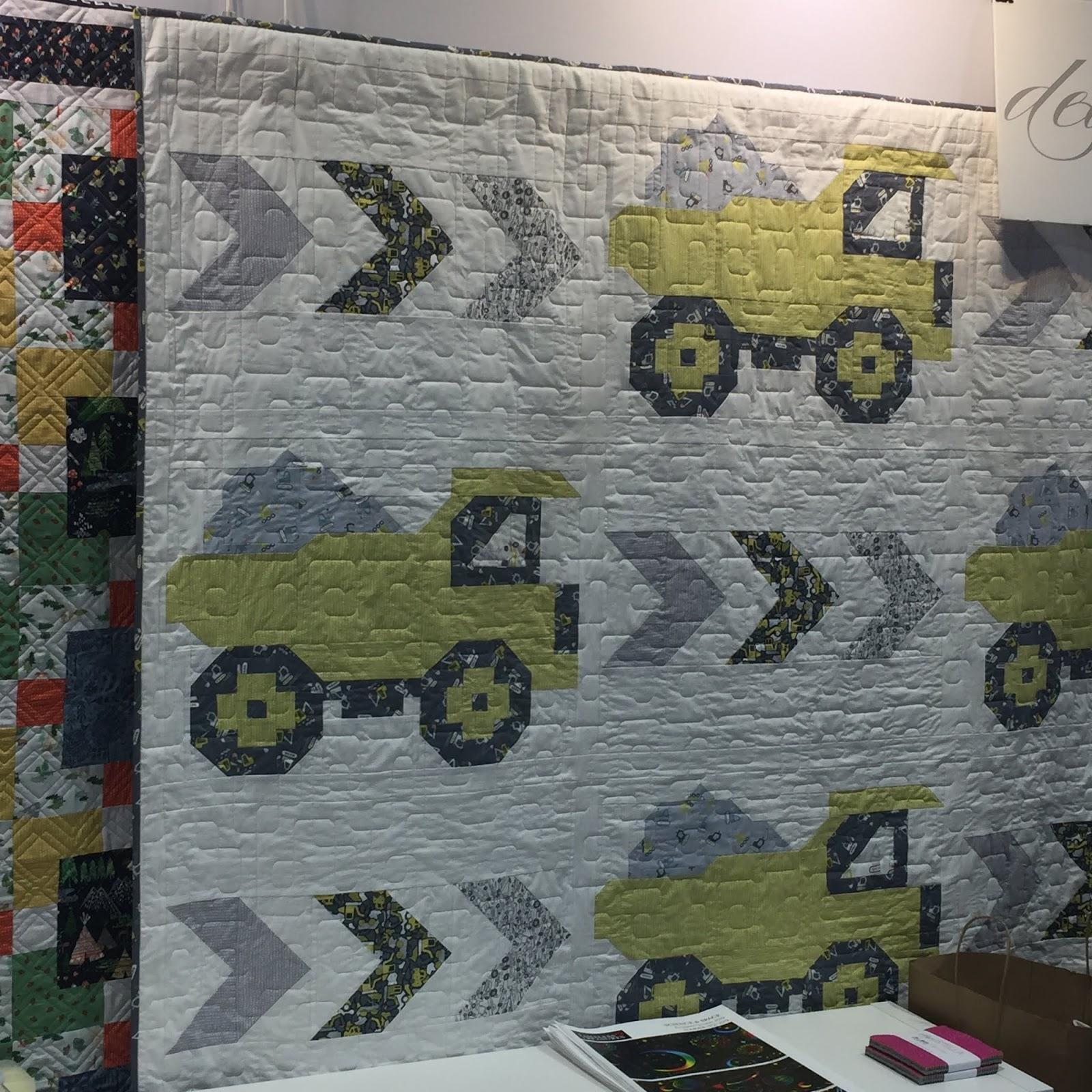 from Kelli Fannin Quilt Designs NEW HAULIN/' STASH QUILT PATTERN
