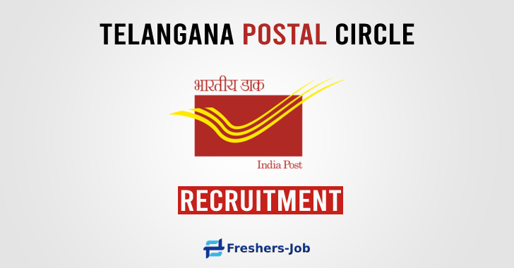 Telangana Postal Circle Recruitment 2021 55 Posts