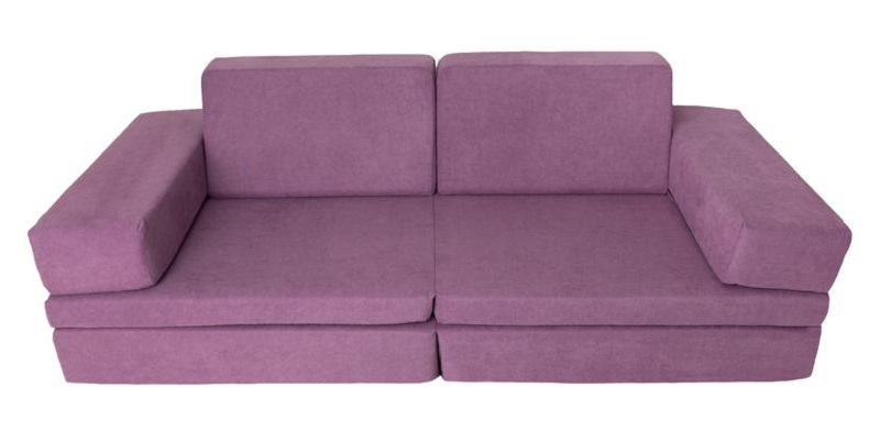 whatsie play couch in purple