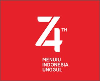 Logo 17 agustus 2019