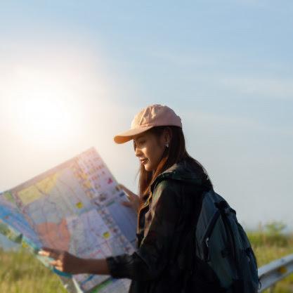 Selain Refreshing, Ini Nih Manfaat Solo Traveling untuk Traveler Wanita