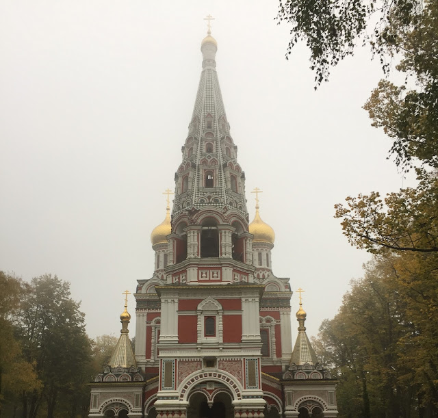 Monasterio de Shipka