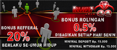 dengan  taruhan uang sungguhan tentu anda harus menyetorkan sejumlah dana  sebagai deposit Info Cara Deposit Di Poker Domino Online RubyQQ Yang Benar Dan Aman