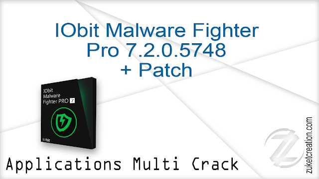 IObit Malware Fighter Pro 7.2.0.5748 + Patch