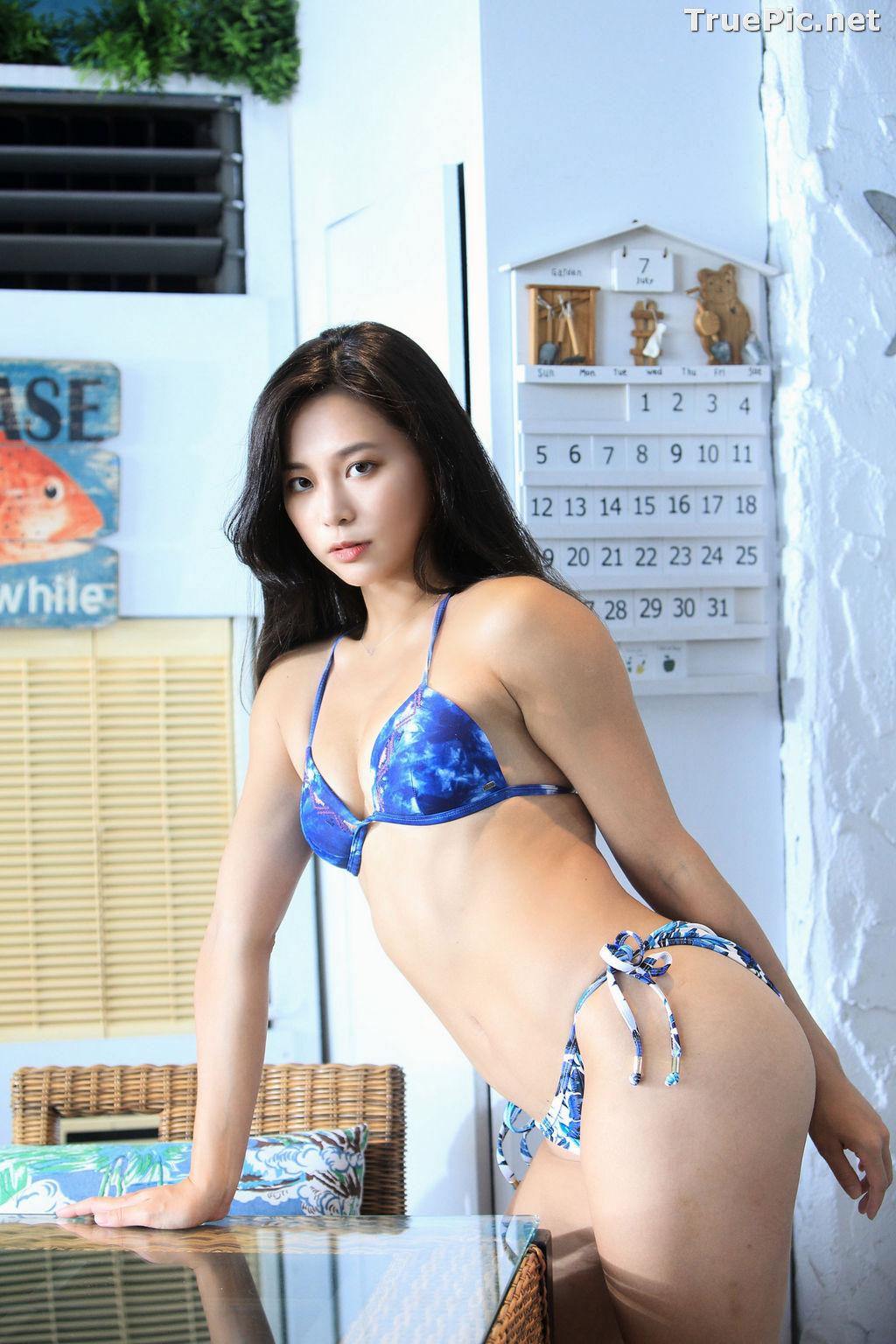 Image Taiwanese Model - Shelly - Beautiful Bodybuilding Bikini Girl - TruePic.net - Picture-63