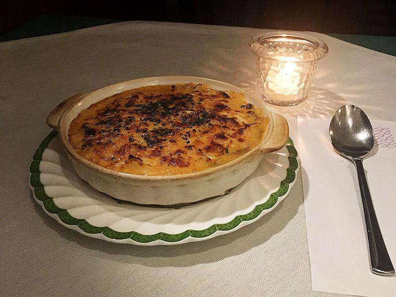 新宿東口のクラシカルなレストラン『ル・ブラン 新宿店』のドリア