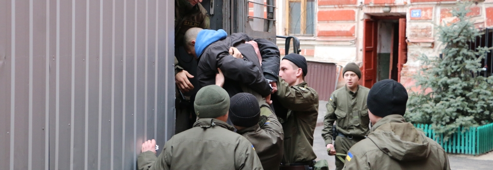 Уряд подав законопроєкт про інтернування росіян