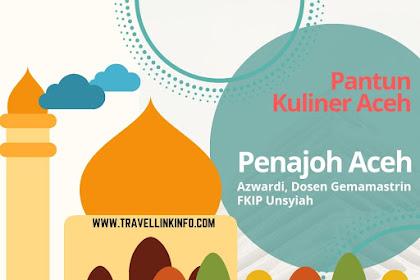 Budaya Aceh Pantun Kuliner: Peunajôh Aceh (Penganan Aceh)