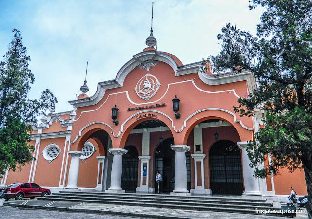 Museu de Arte Moderna Carlos Mérida, Cidade da Guatemala