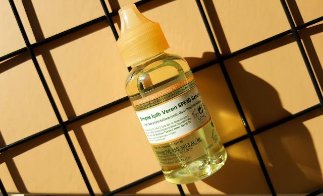 Simple Skin Protect 'N' Glow | Işıltı Veren Spf 30 Serum, 72 Saat Nemlendirici Jel Krem, 3'lü Koruma Etkili Spf 30 Nemlendirici