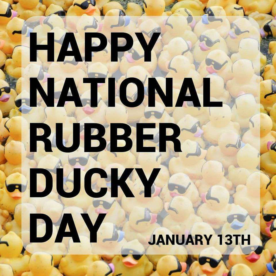 National Rubber Ducky Day Wishes for Whatsapp