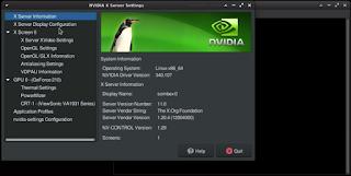 install nvidia gpu driver on debian 10