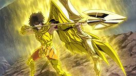 Saint Seiya: Soul of Gold Episodio 06