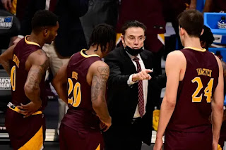 Only time will tell if Rick Pitino is in it for the long haul at little Iona