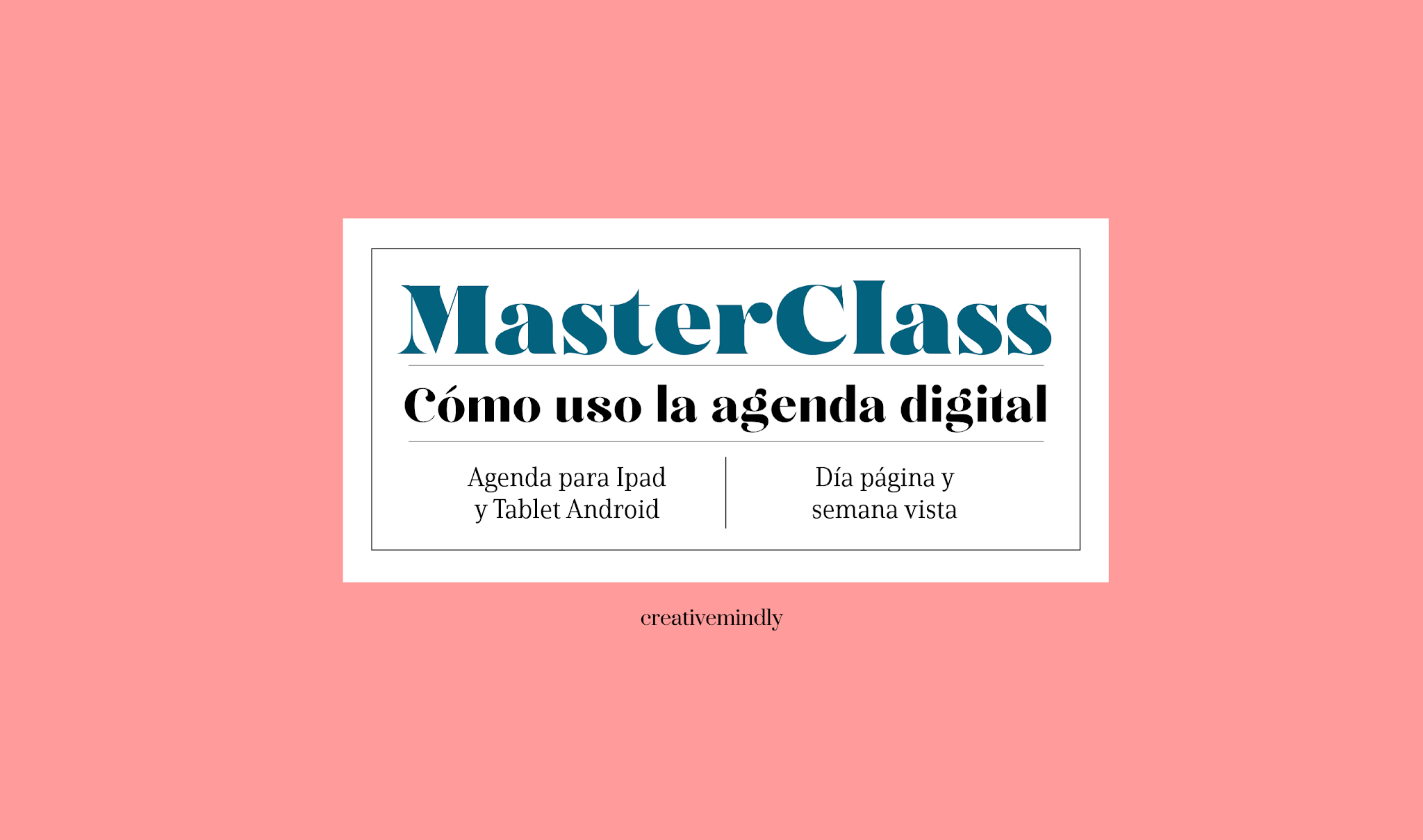 como usar agenda digital ipad 2021