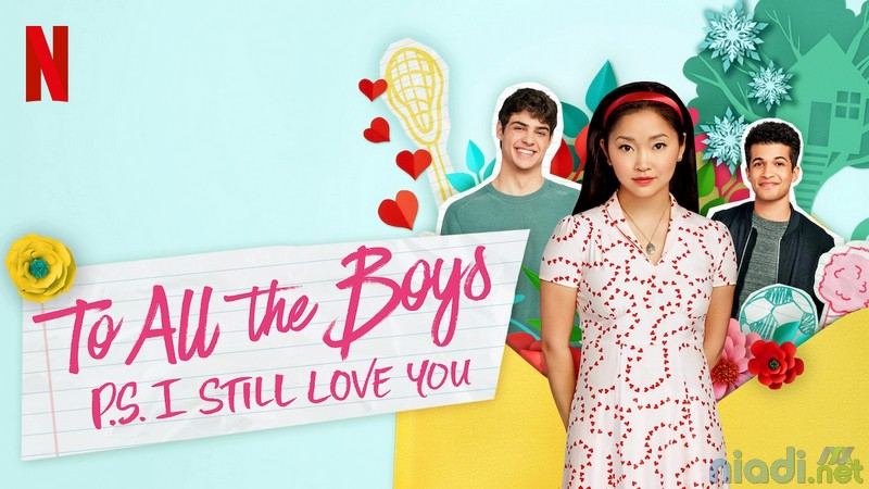 nonton streaming film to all the boy p.s i love you sub indo