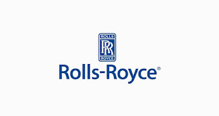 خط لوجو Rolls royce