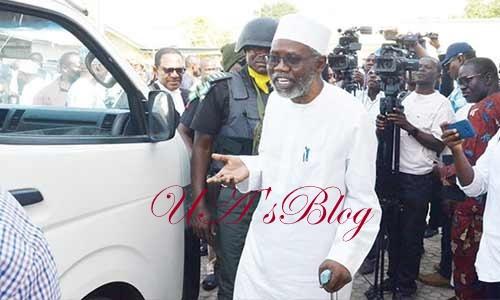 Alleged Malabu scandal: Court remands ex-AGF Adoke, others in EFCC custody