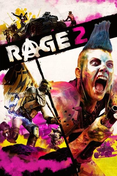 โหลดเกมส์ RAGE 2 - Rise of the Ghosts