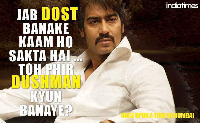 The Top 25 Dialogues of Hindi Cinema - Movies