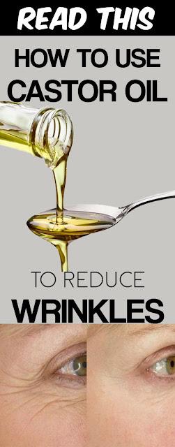 Castor Oil for Wrinkles – Is It Good for Eye and Forehead Wrinkles? – 9 Methods