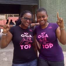 tp+1 - My Oga T-shirt is Out- Claim yours now! (Photo)