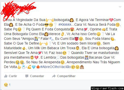 meme facebook bolsogata desabafo prints do facebook