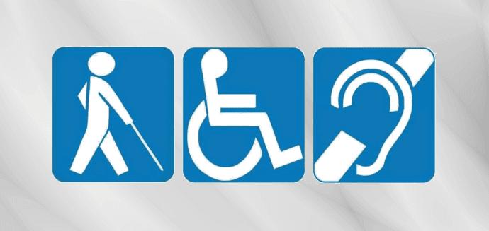 legislação ao deficiente