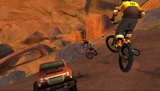 gambar downhill domination