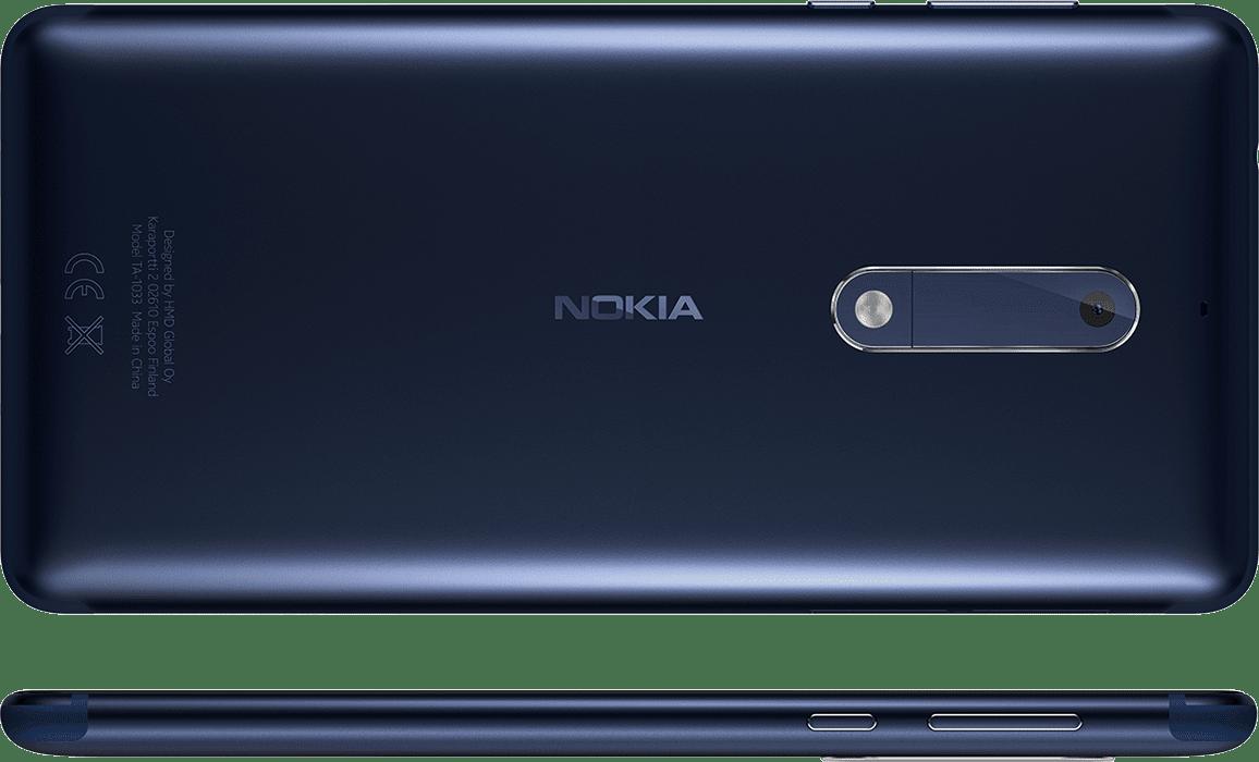 سعر ومواصفات هاتف Nokia 5 بالصور