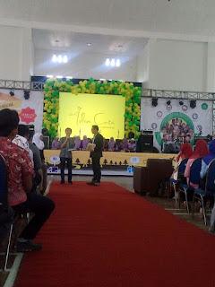 Peserta Festival Islam Cinta 2016 UIN Malang