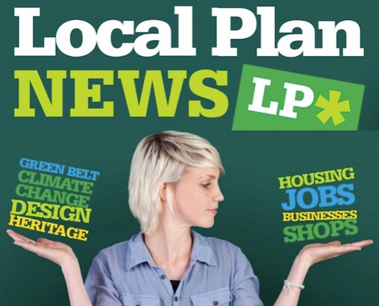 Welwyn Hatfield Borough Council's Local Plan Newsletter image
