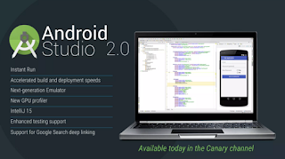Update Android Studio 2.0