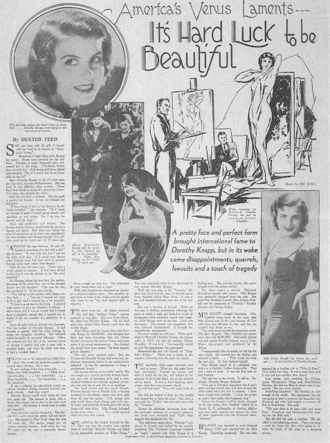 Dorothy Knapp Article