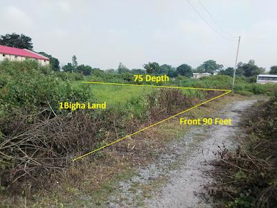1Bigha Land For Sale Dev Rampur Bel Raod Kotdwara Uttarakhand2
